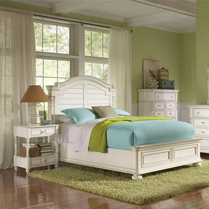 Coastal Furniture Decor Bedroom